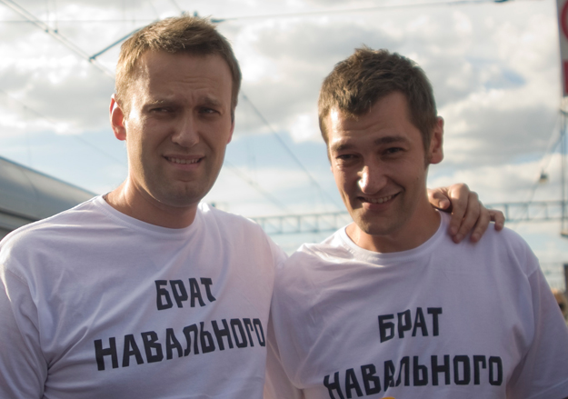 Приговор Навальному 30 декабря 2014