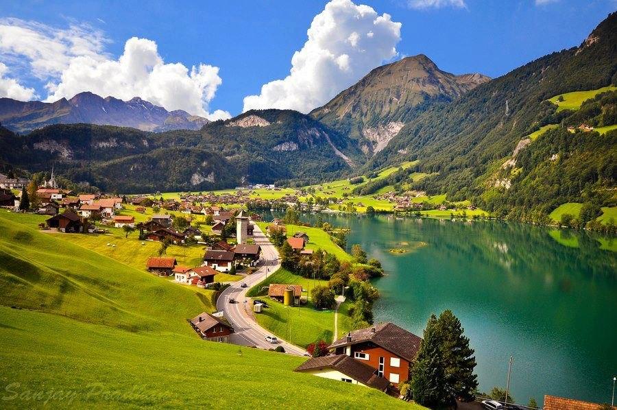 Вкусное путешествие в Швейцарию