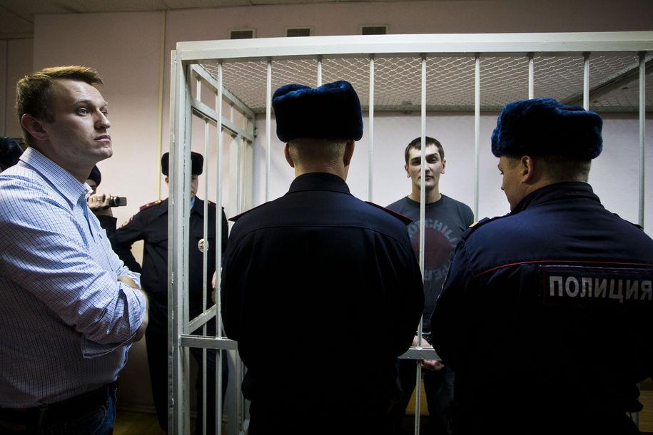 Олег Навальный Братья Навальные